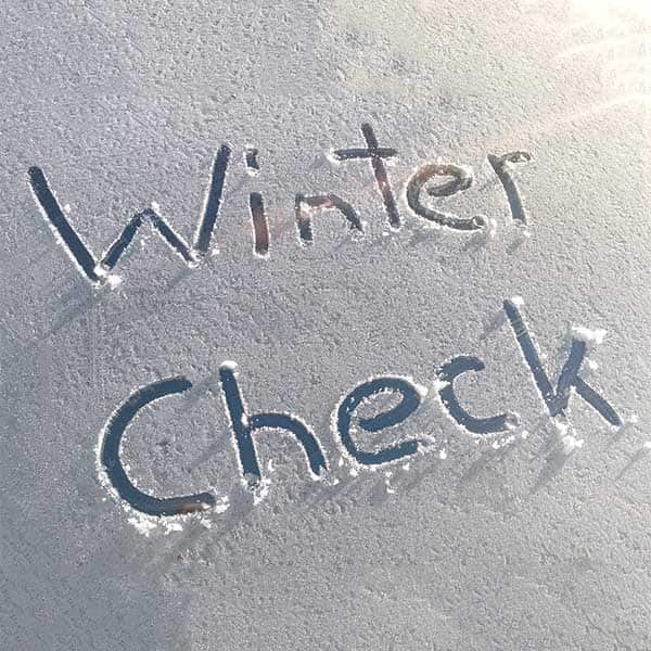 FREE Winter Check at Fergies