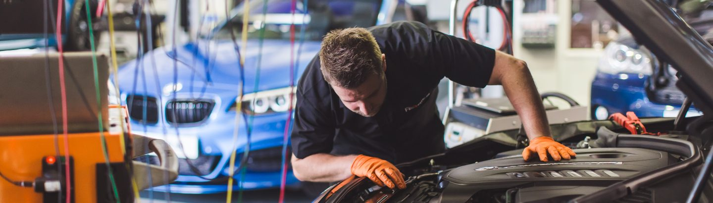 BMW service Thatcham - what service do I need?