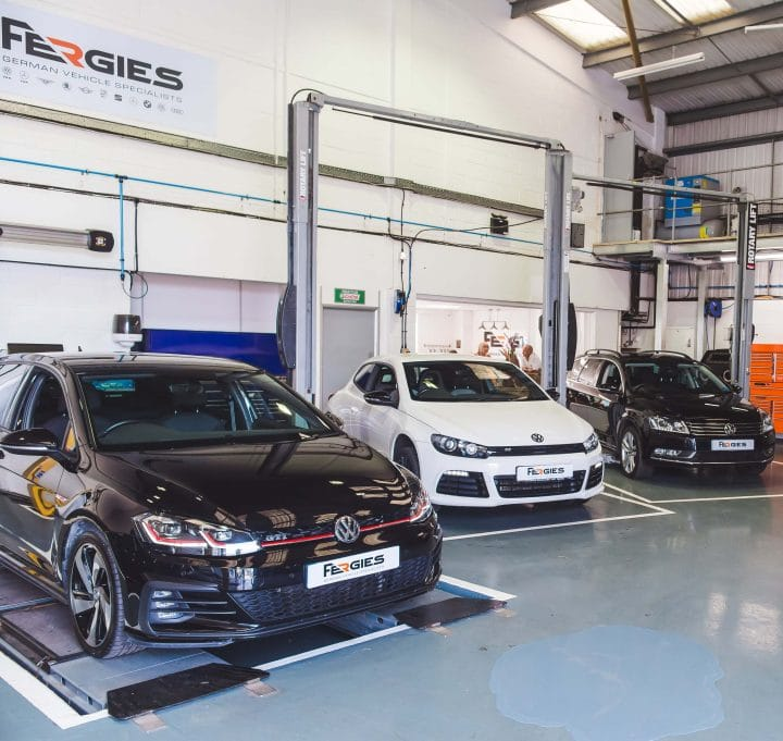 VW Servicing Newbury - does my car need a service